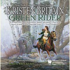 Green Rider Audiobook, by Kristen Britain