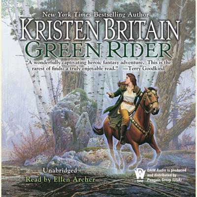 Green Rider Audiobook, by