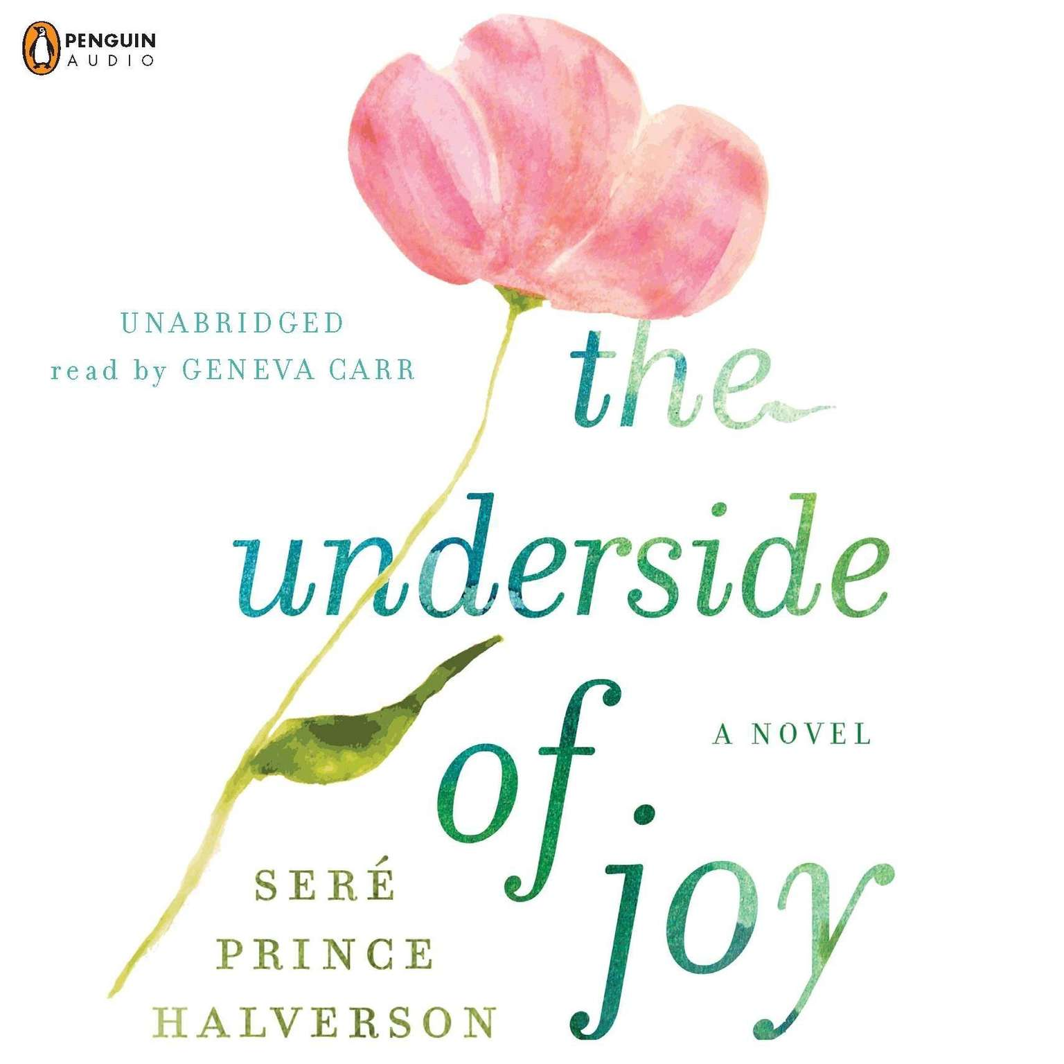 Printable The Underside of Joy Audiobook Cover Art