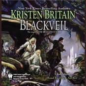 Blackveil: Book Four of Green Rider, by Kristen Britain