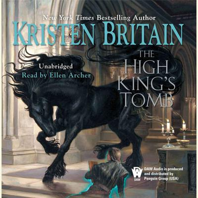 The High Kings Tomb: Book Three of Green Rider Audiobook, by