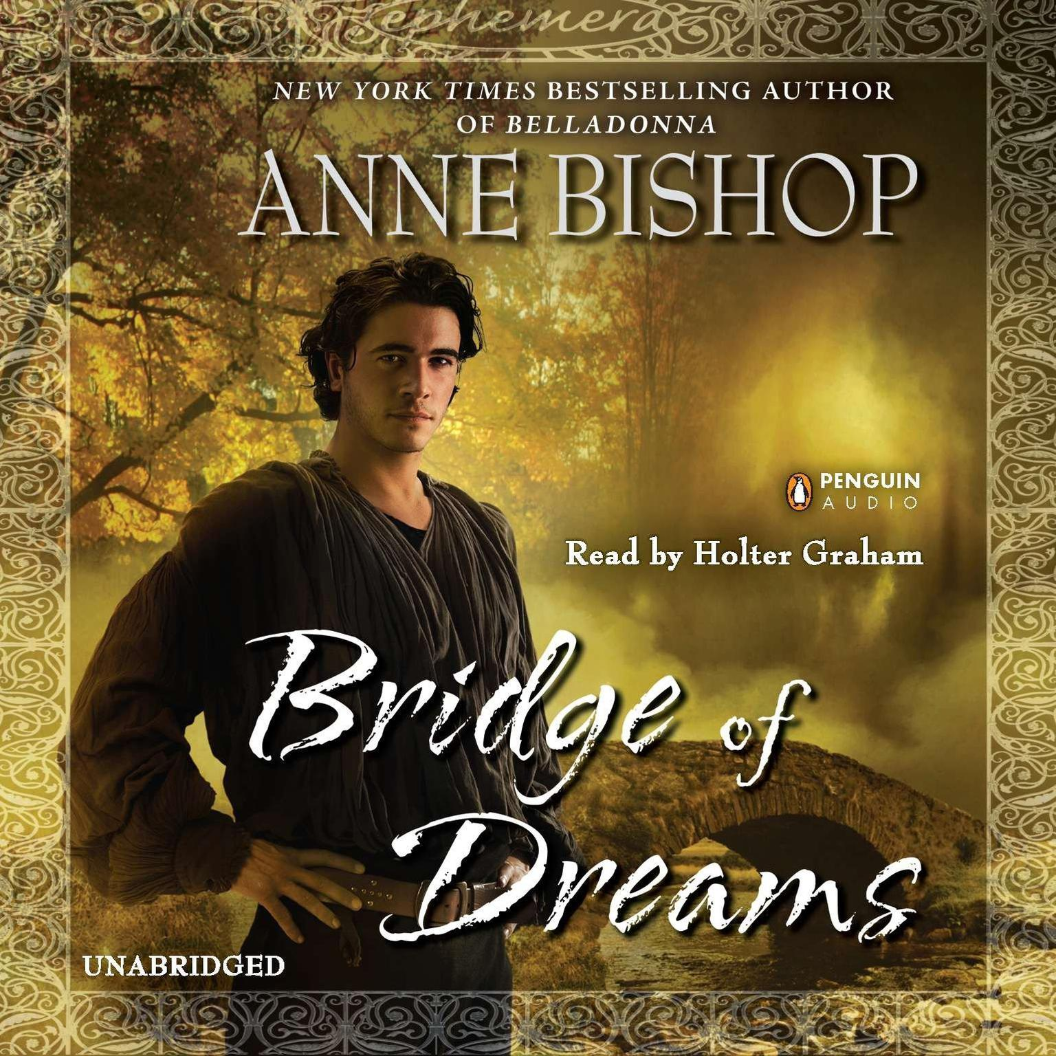 Printable Bridge of Dreams Audiobook Cover Art