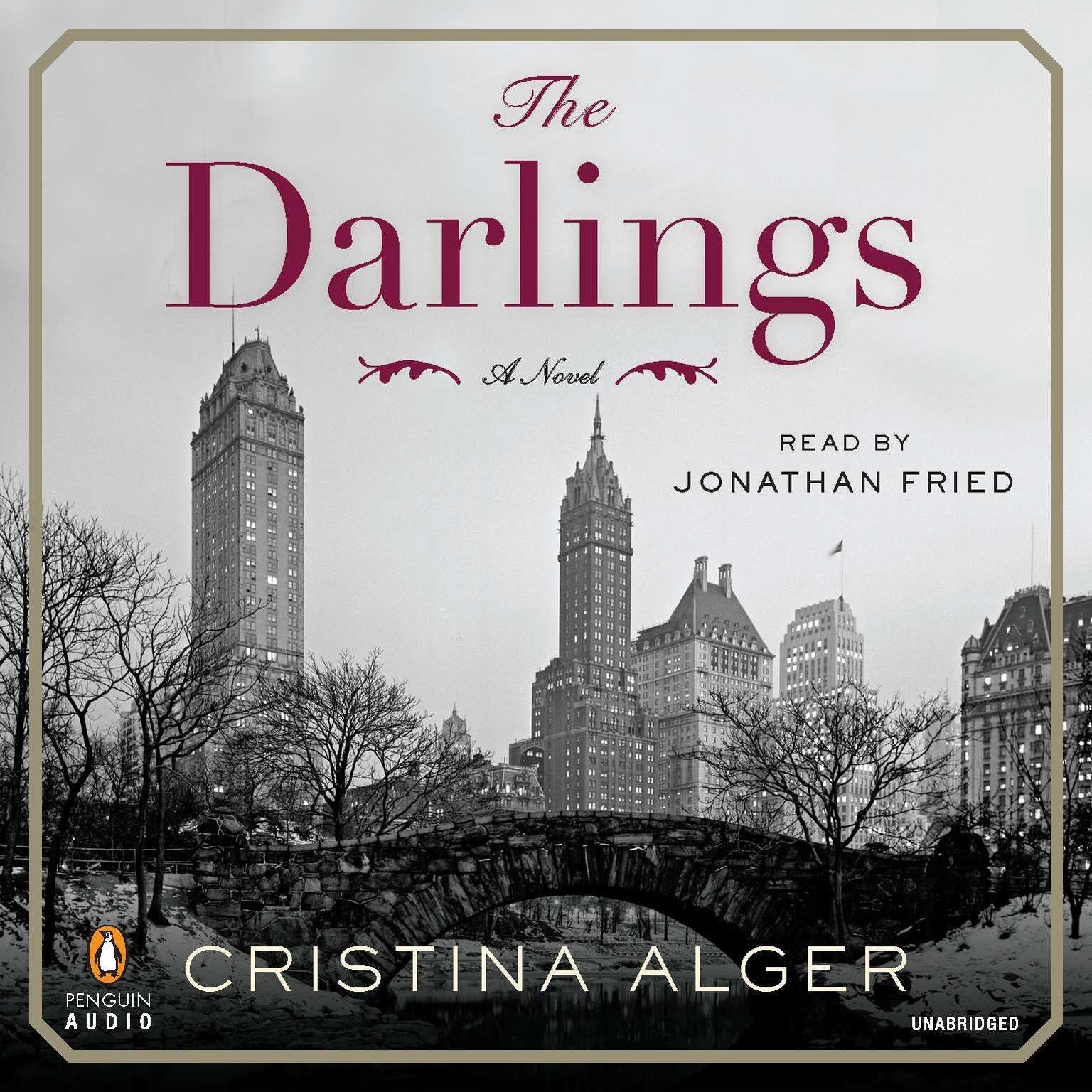 Printable The Darlings Audiobook Cover Art