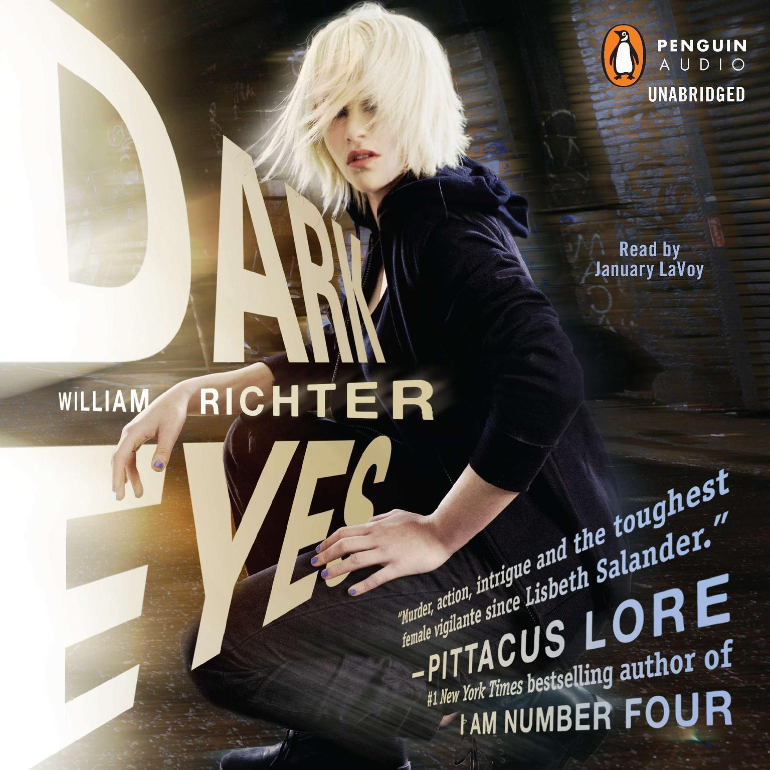Printable Dark Eyes Audiobook Cover Art