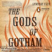 The Gods of Gotham Audiobook, by Lyndsay Faye