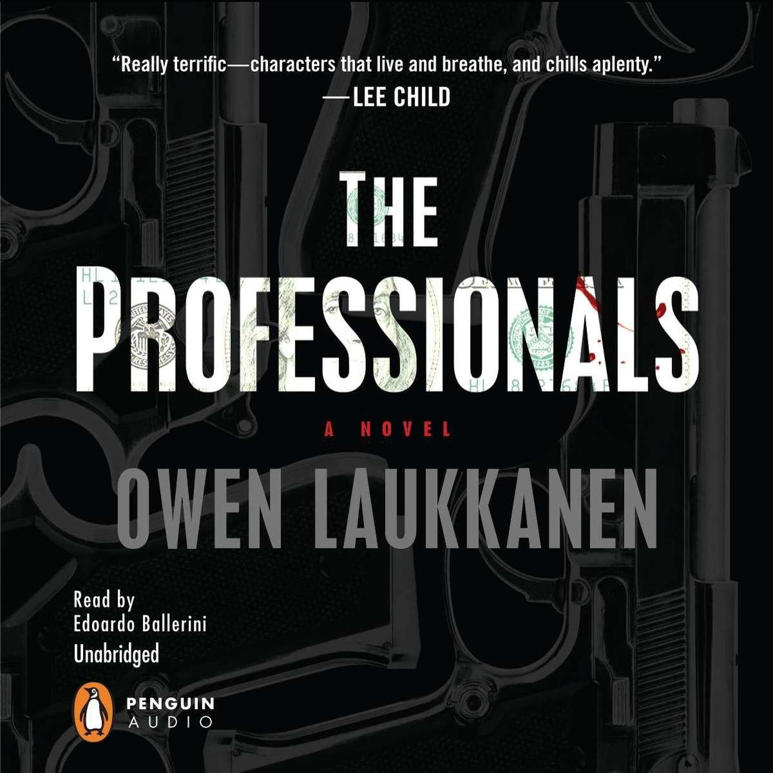 Printable The Professionals Audiobook Cover Art