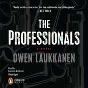 The Professionals Audiobook, by Owen Laukkanen