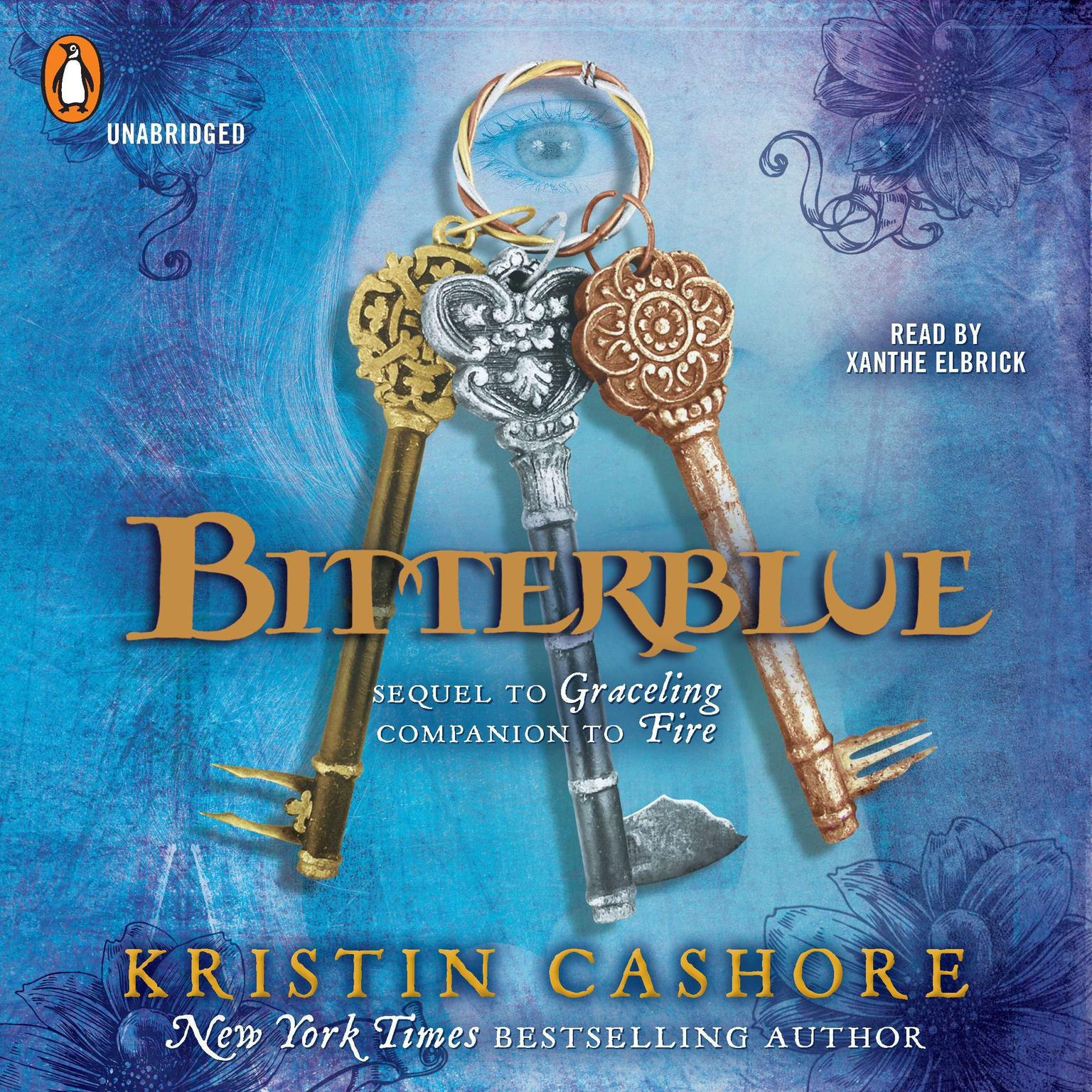 Printable Bitterblue Audiobook Cover Art