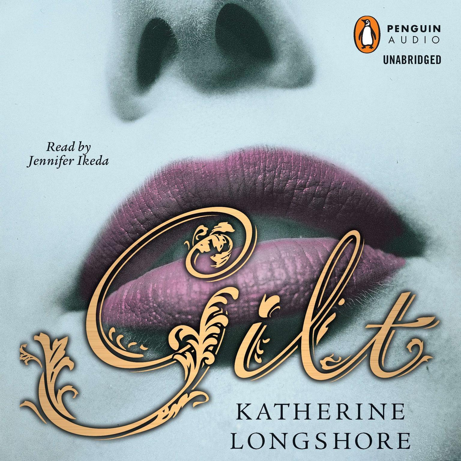 Printable Gilt Audiobook Cover Art