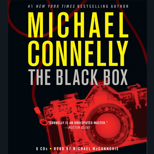 Printable The Black Box Audiobook Cover Art