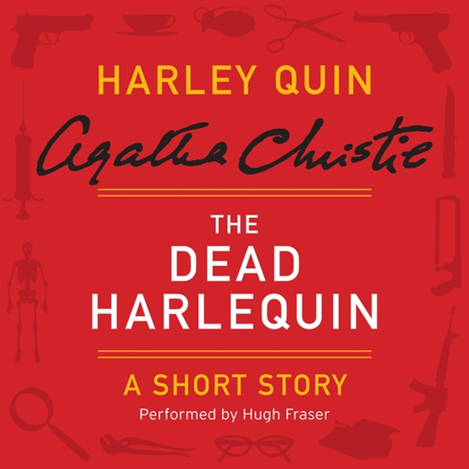 Printable The Dead Harlequin: A Harley Quin Short Story Audiobook Cover Art