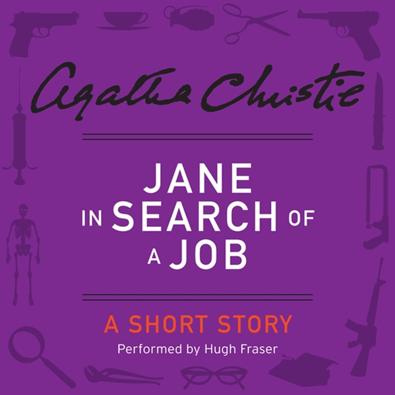 Printable Jane in Search of a Job: A Short Story Audiobook Cover Art