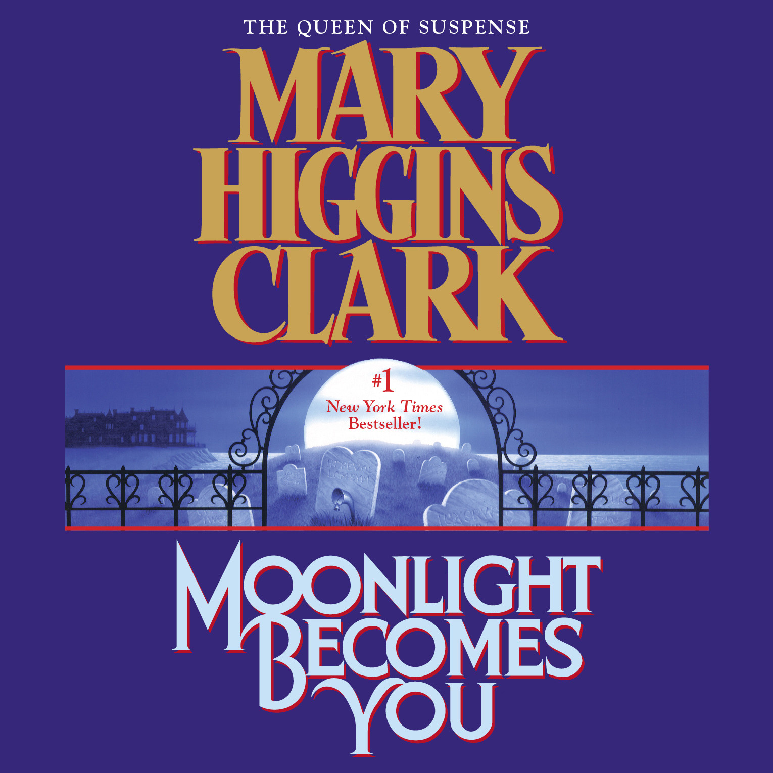Printable Moonlight Becomes You Audiobook Cover Art