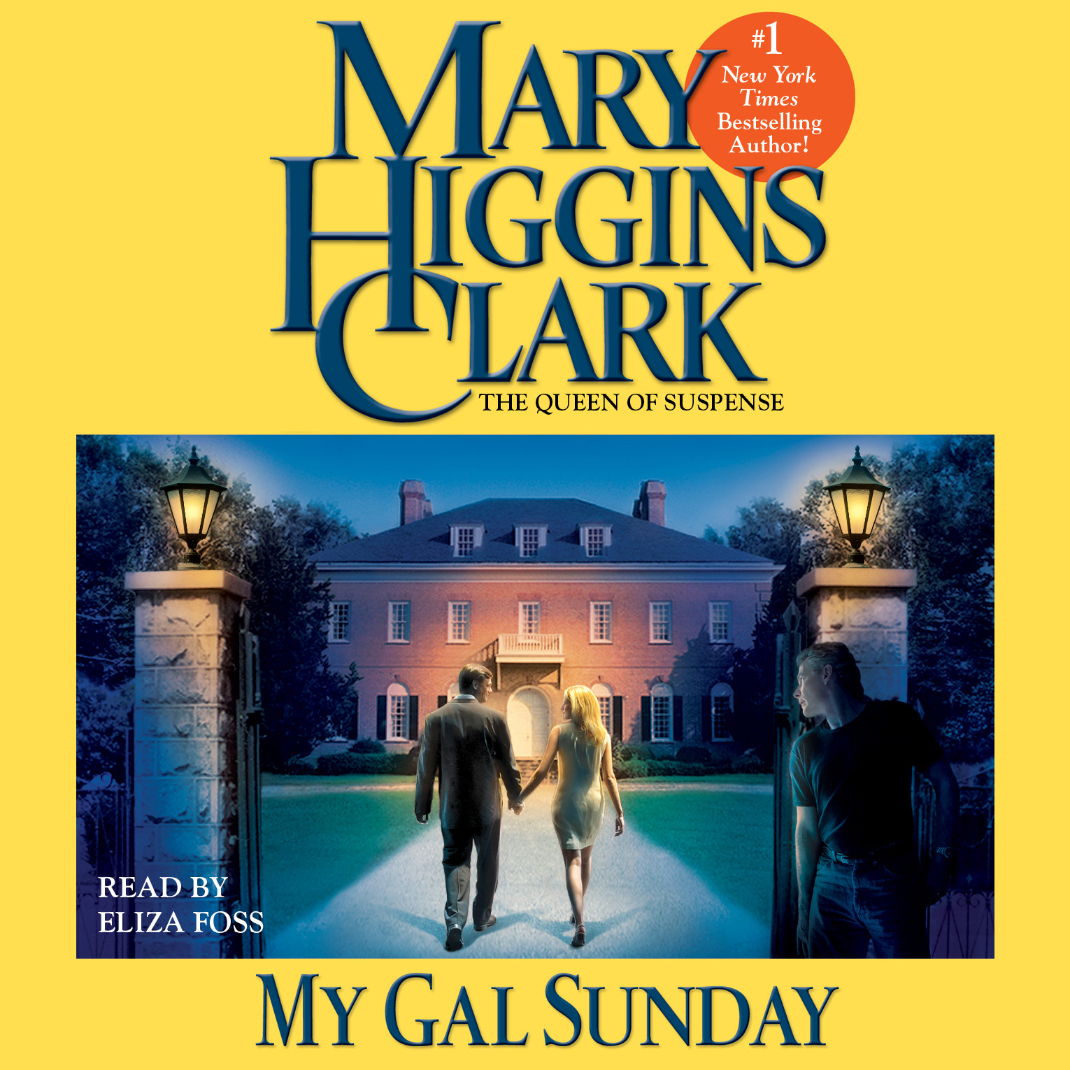 Printable My Gal Sunday: Henry and Sunday Stories Audiobook Cover Art