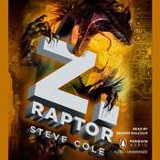 Z. Raptor Audiobook, by Steve Cole