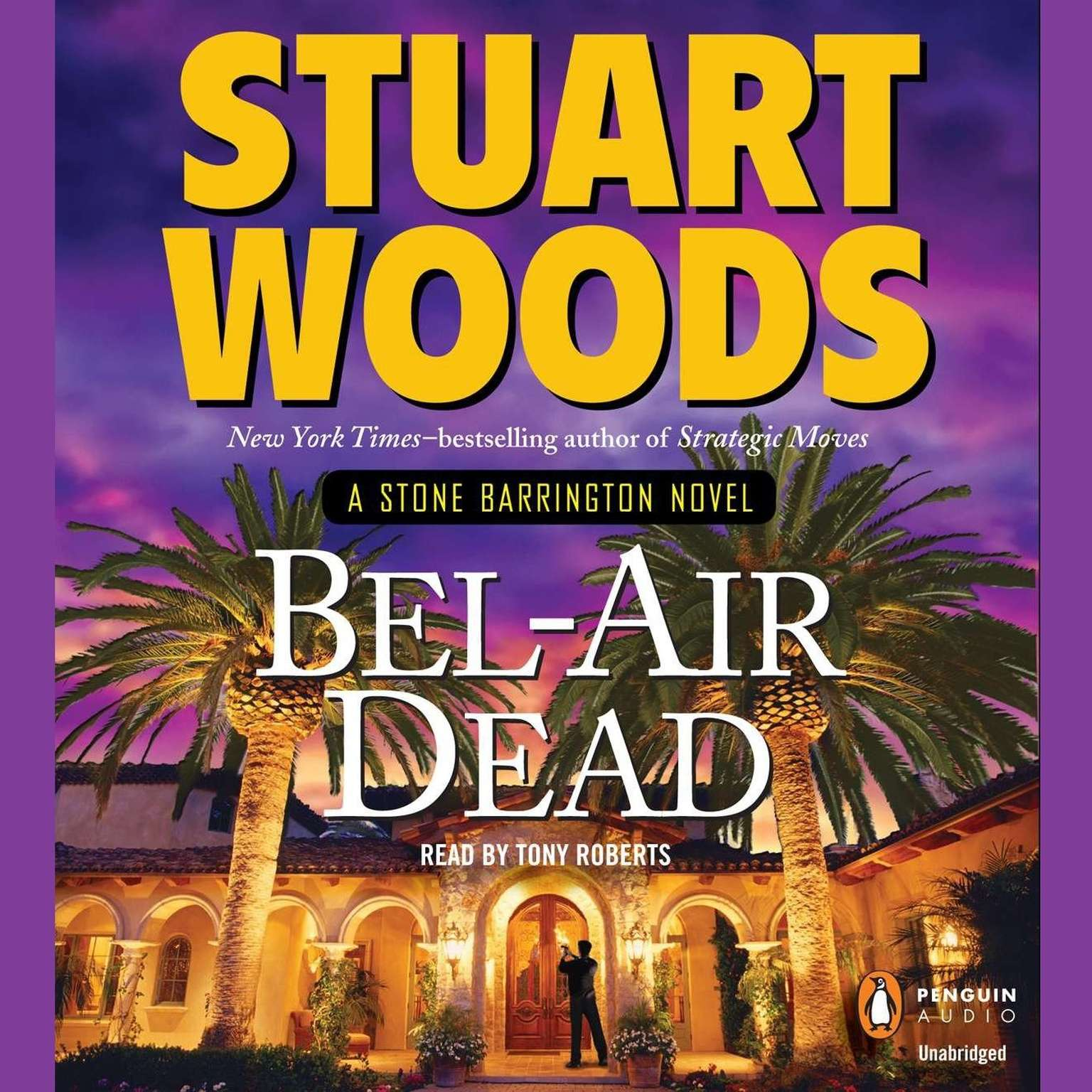 Printable Bel-Air Dead Audiobook Cover Art
