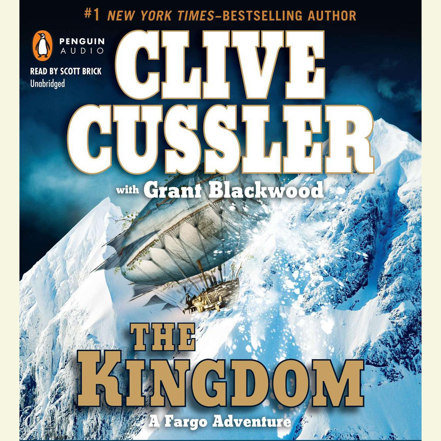 The Kingdom Audiobook, by Clive Cussler