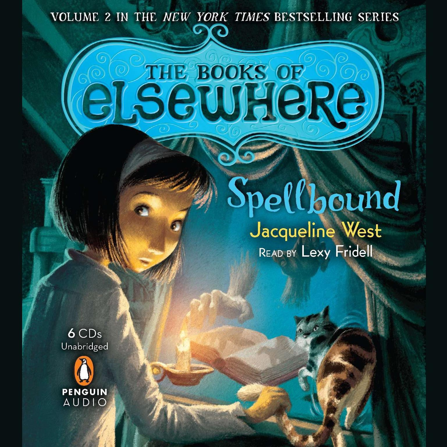 Printable Spellbound: Volume 2 Audiobook Cover Art