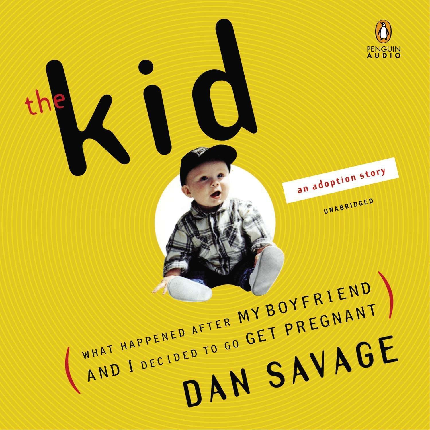 Printable The Kid Audiobook Cover Art