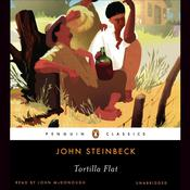 Tortilla Flat Audiobook, by John Steinbeck
