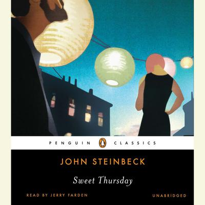 Sweet Thursday Audiobook, by John Steinbeck
