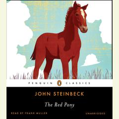 The Red Pony Audiobook, by John Steinbeck