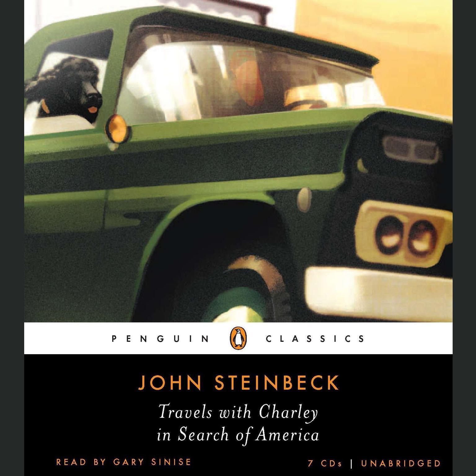 Steinbeck Travels with Charley