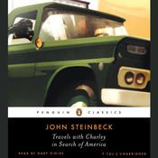 Travels with Charley in Search of America, by John Steinbeck