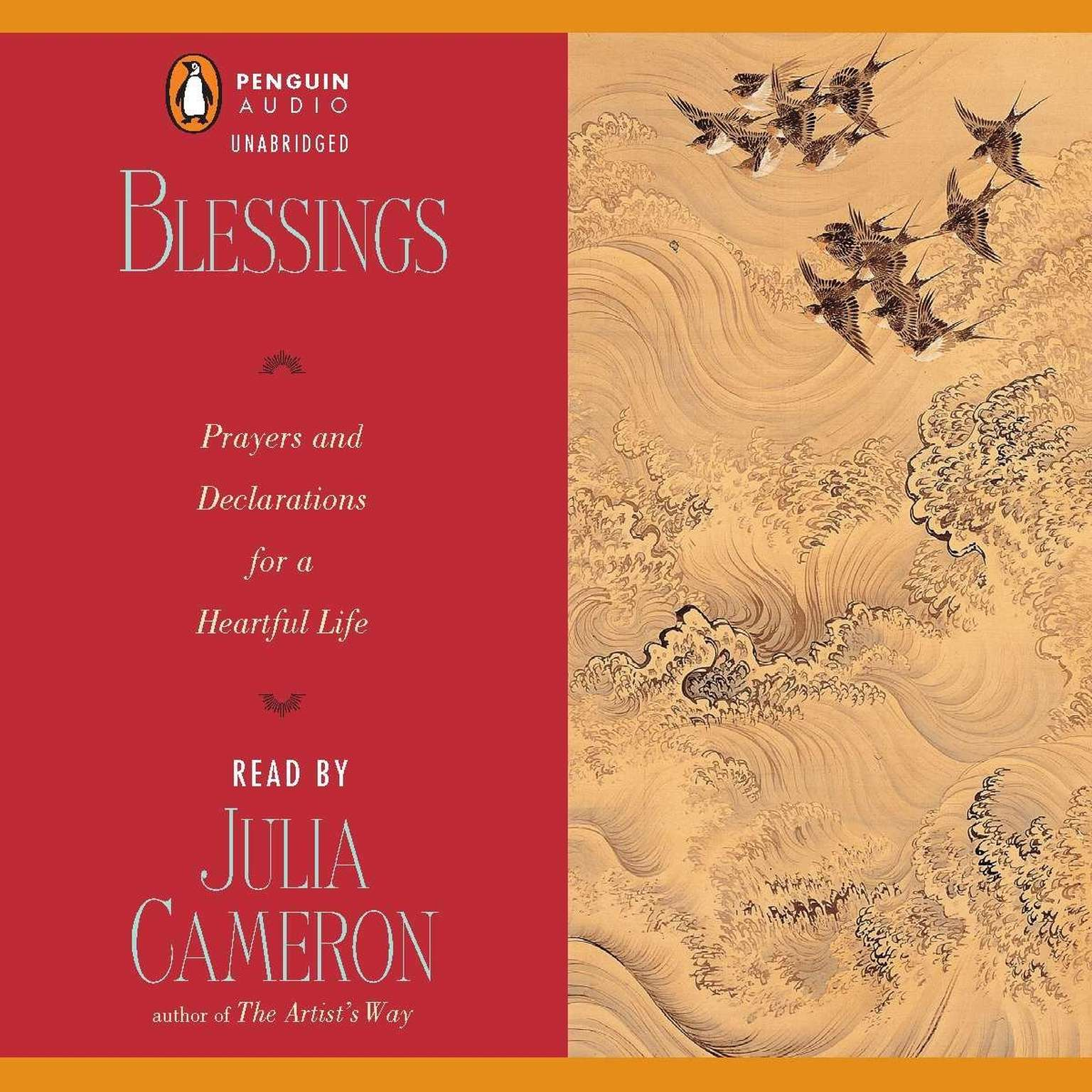 Printable Blessings: Prayers and Declarations for a Heartful Life Audiobook Cover Art