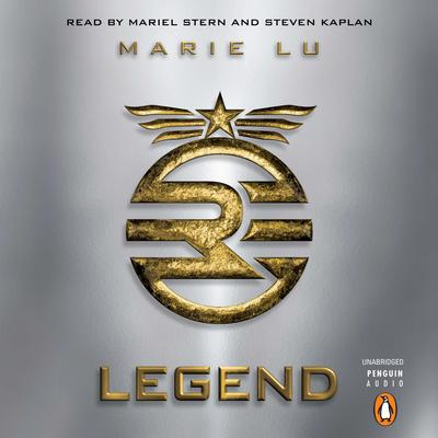 Legend Audiobook, by Marie Lu