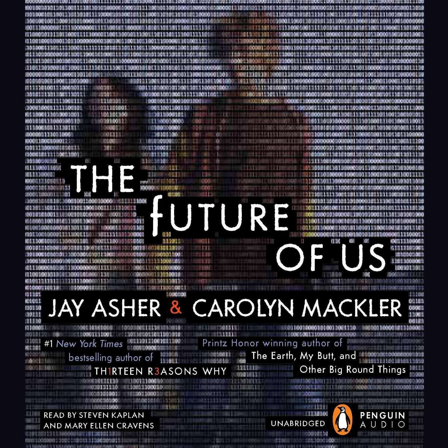 Printable The Future of Us Audiobook Cover Art