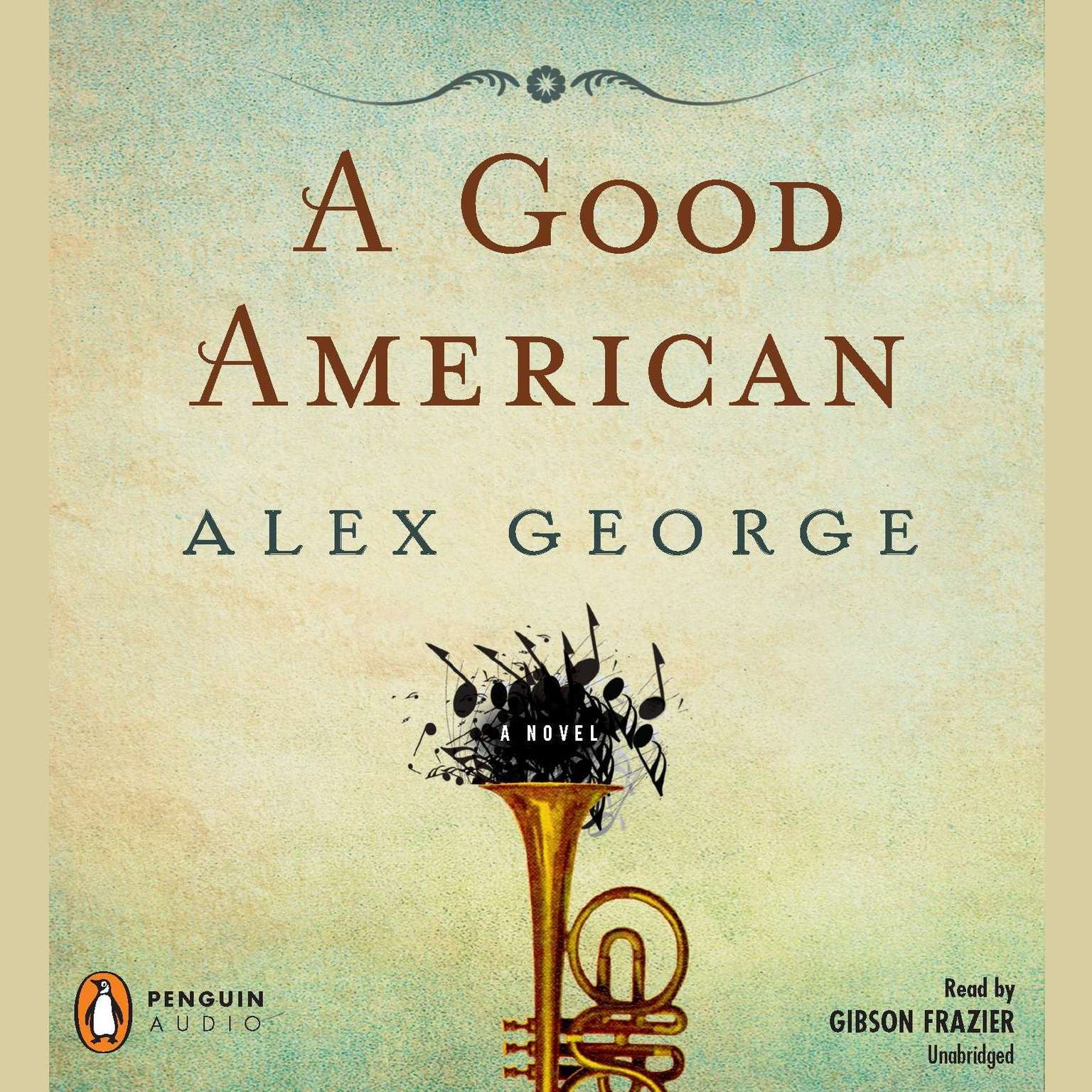 Printable A Good American Audiobook Cover Art