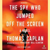 The Spy Who Jumped off the Screen Audiobook, by Thomas Caplan