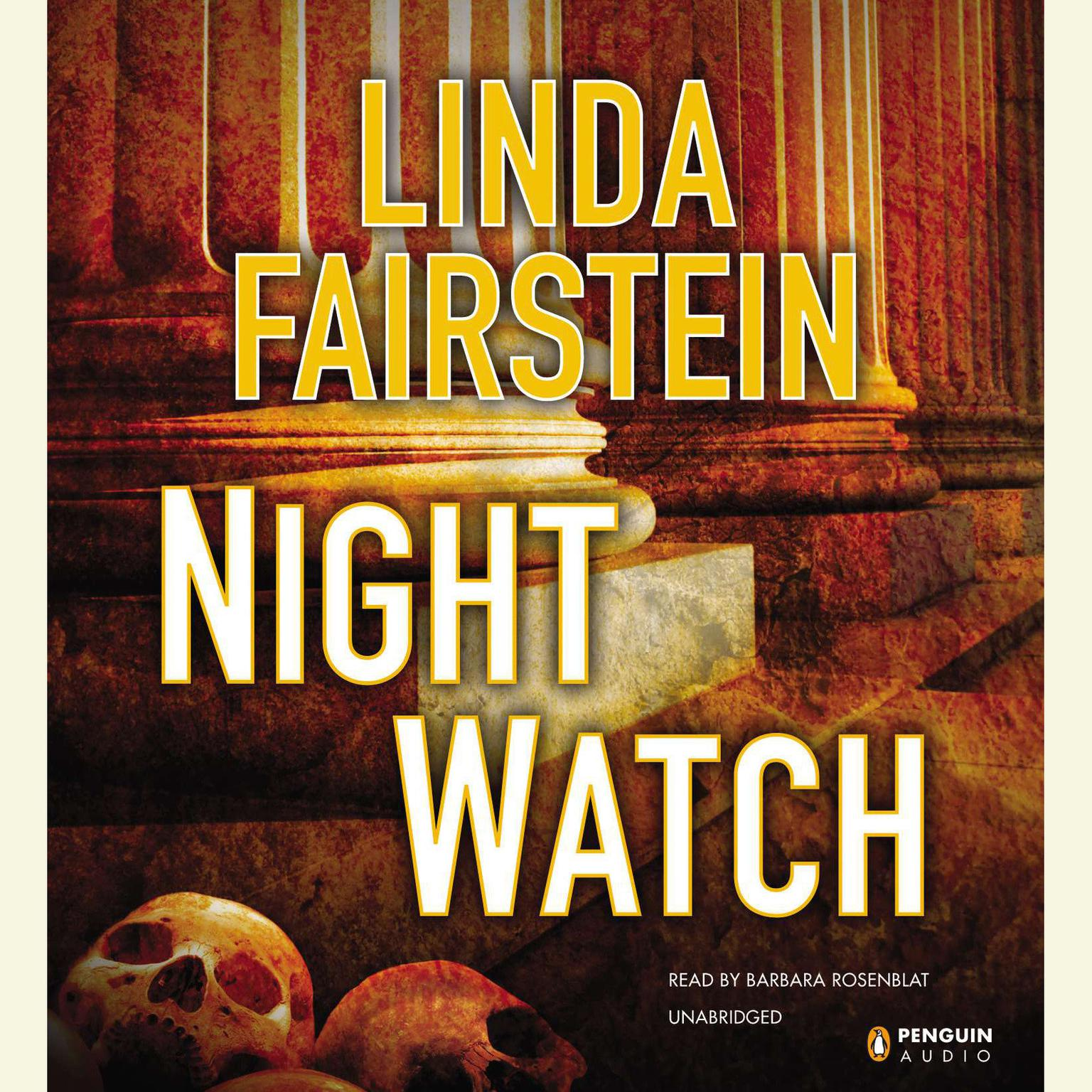 Printable Night Watch Audiobook Cover Art