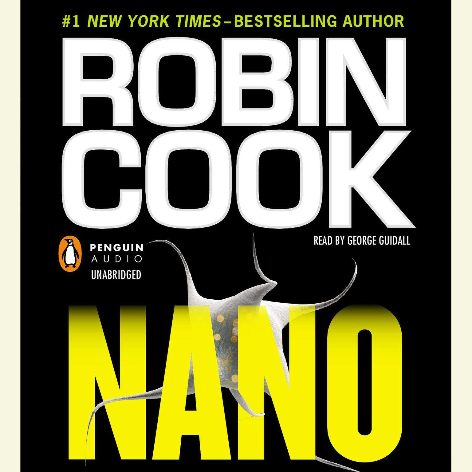 Printable Nano Audiobook Cover Art