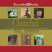 Churchill Audiobook, by Paul Johnson