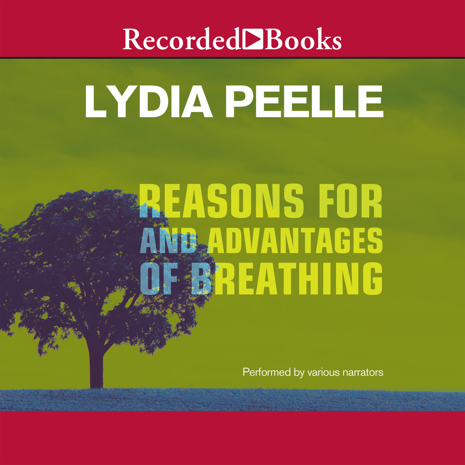 Printable Reasons for and Advantages of Breathing Audiobook Cover Art