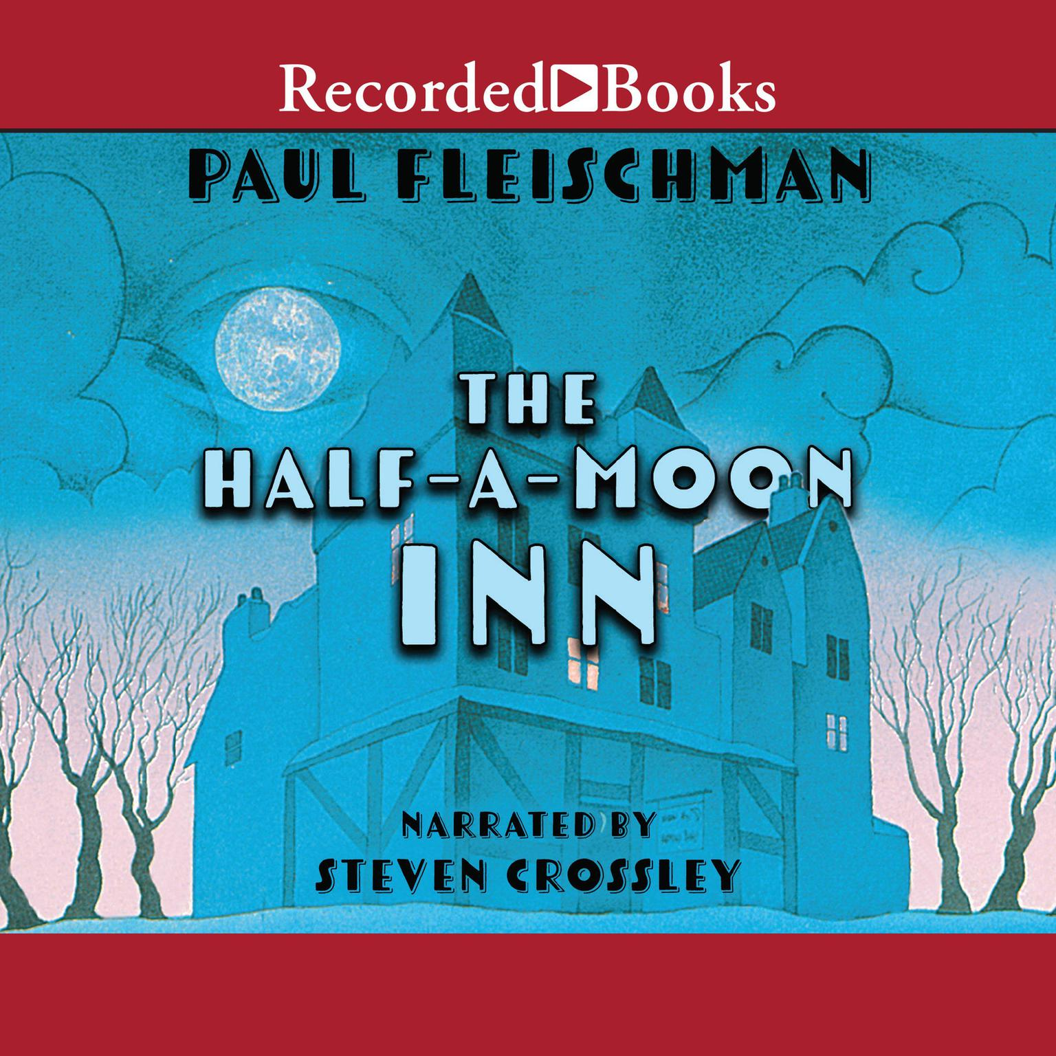 Printable Half-A-Moon Inn Audiobook Cover Art