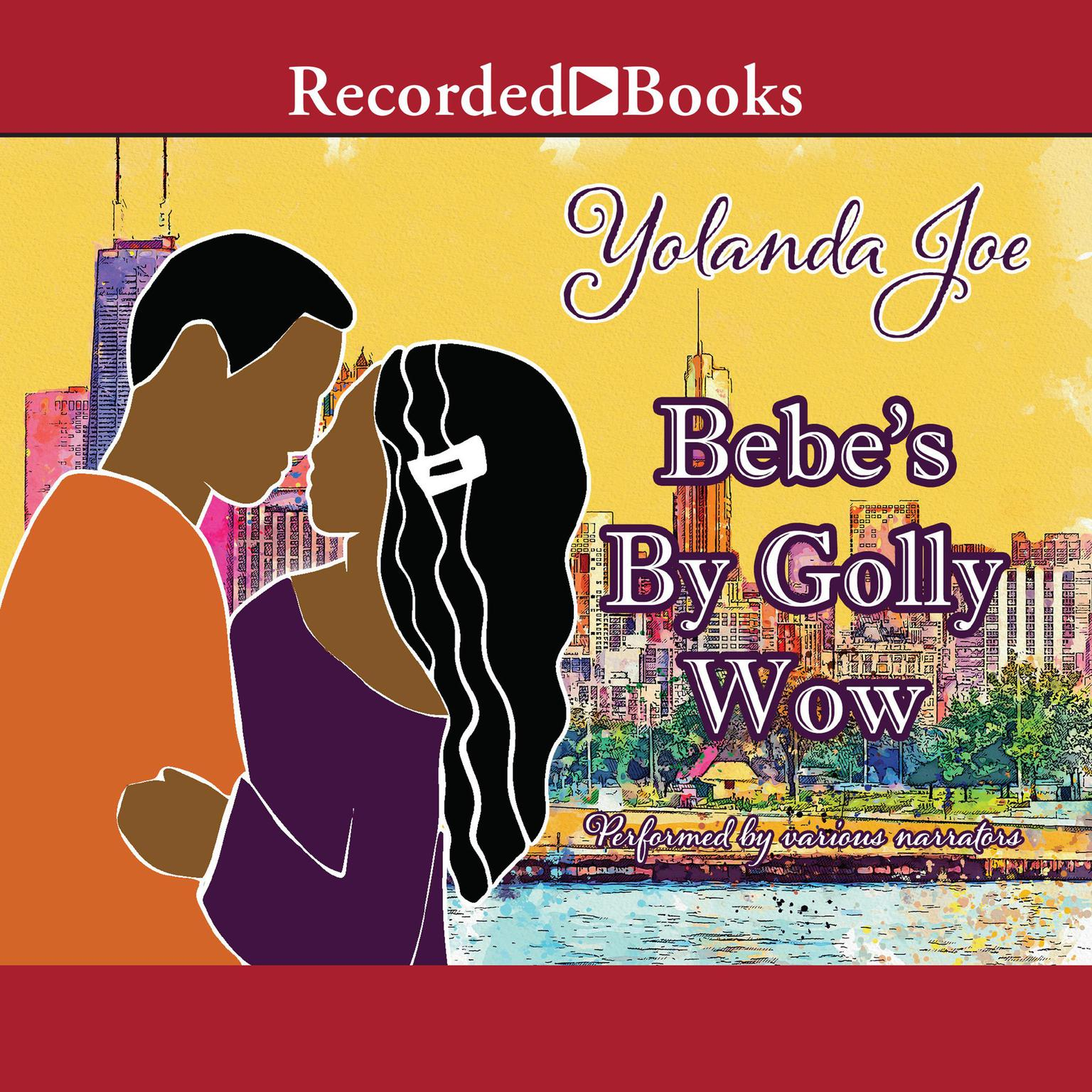 Printable Bebe's By Golly Wow Audiobook Cover Art