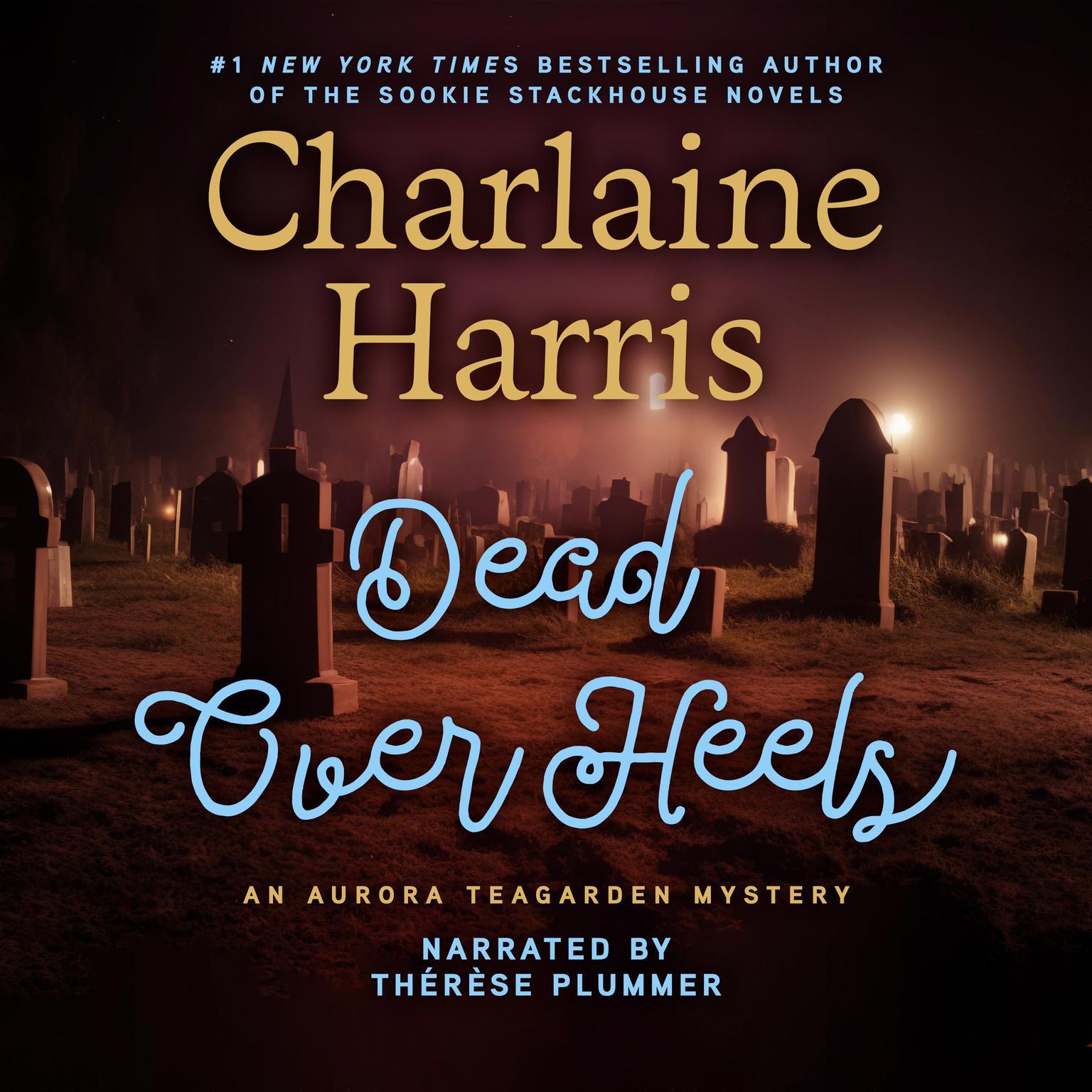 Printable Dead Over Heels: An Aurora Teagarden Mystery Audiobook Cover Art