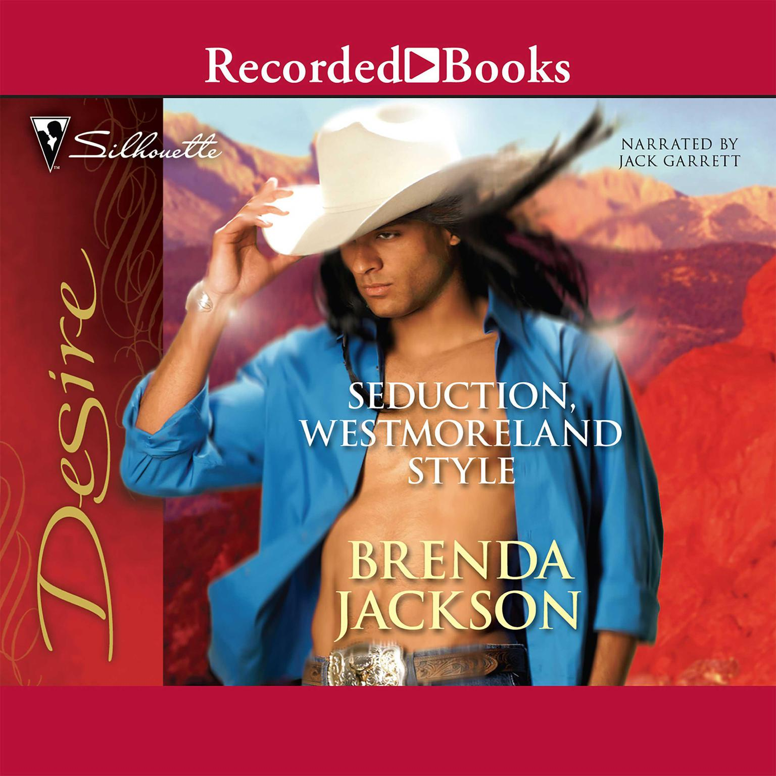 Printable Seduction, Westmoreland Style Audiobook Cover Art