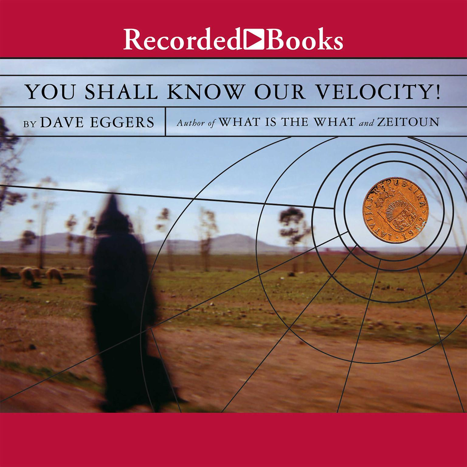 Printable You Shall Know Our Velocity Audiobook Cover Art