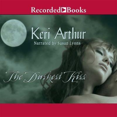 The Darkest Kiss Audiobook, by