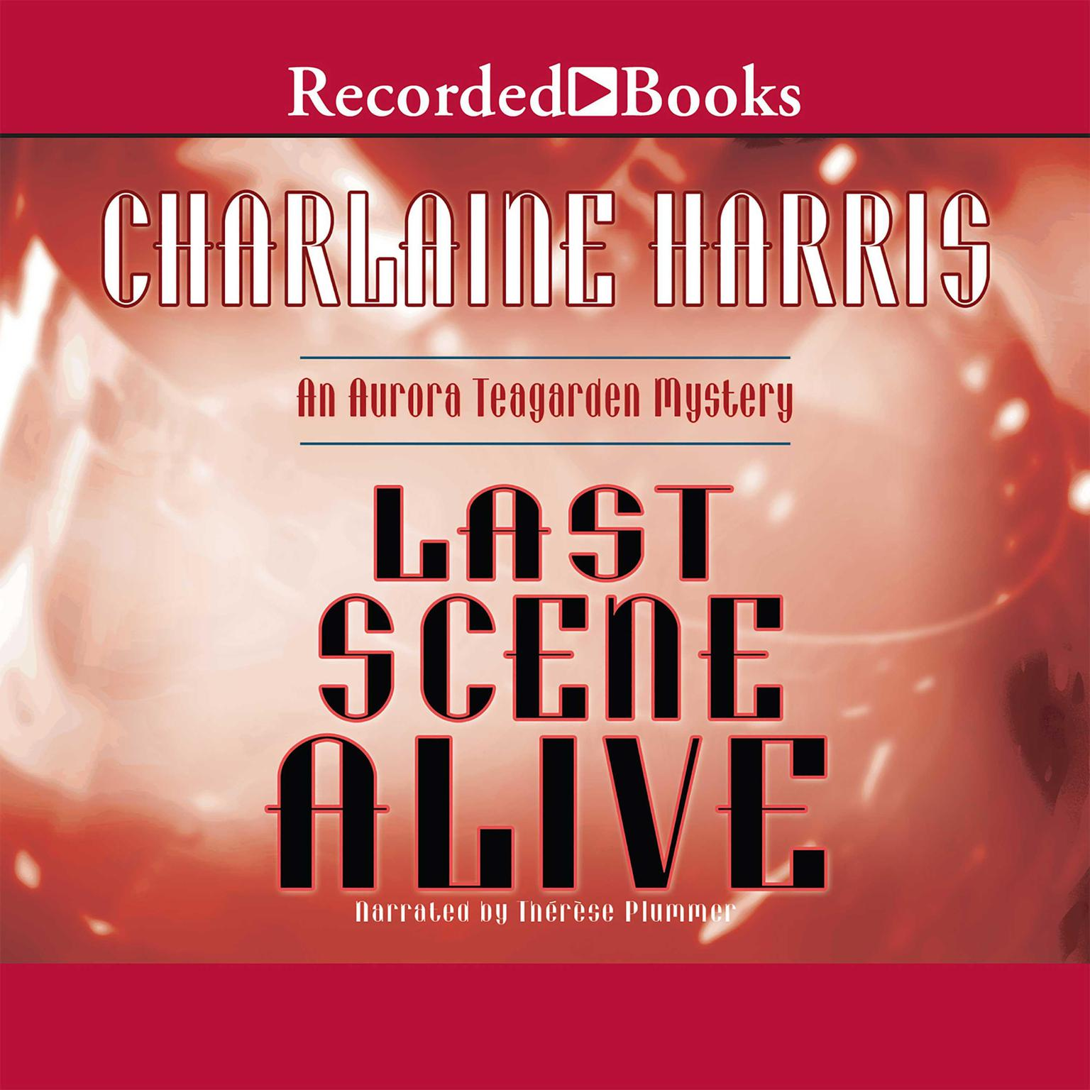 Printable Last Scene Alive Audiobook Cover Art