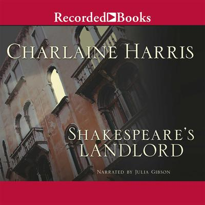 Shakespeare's Landlord Audiobook, by Charlaine Harris