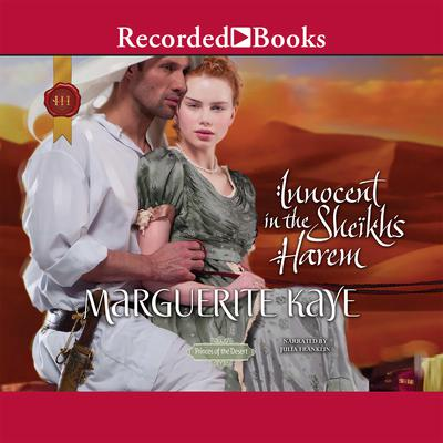 Innocent in the Sheikhs Harem Audiobook, by Marguerite Kaye