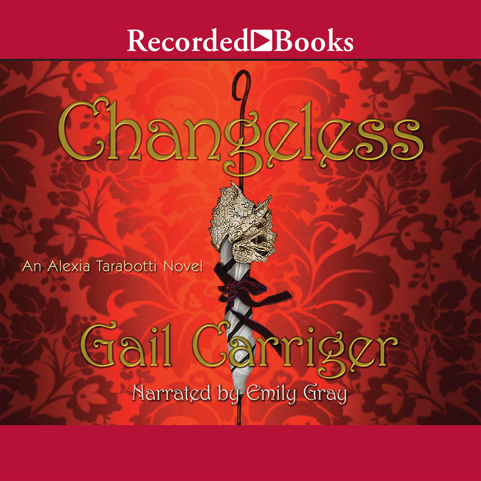 Printable Changeless Audiobook Cover Art