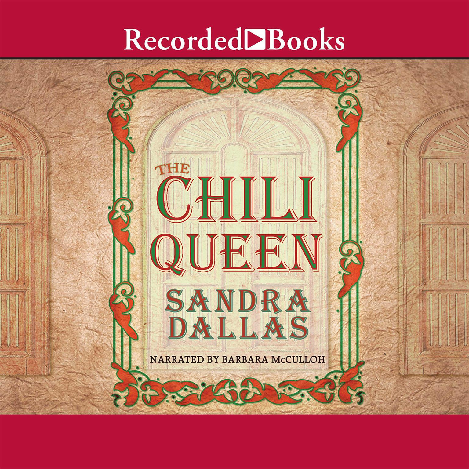 Printable The Chili Queen Audiobook Cover Art