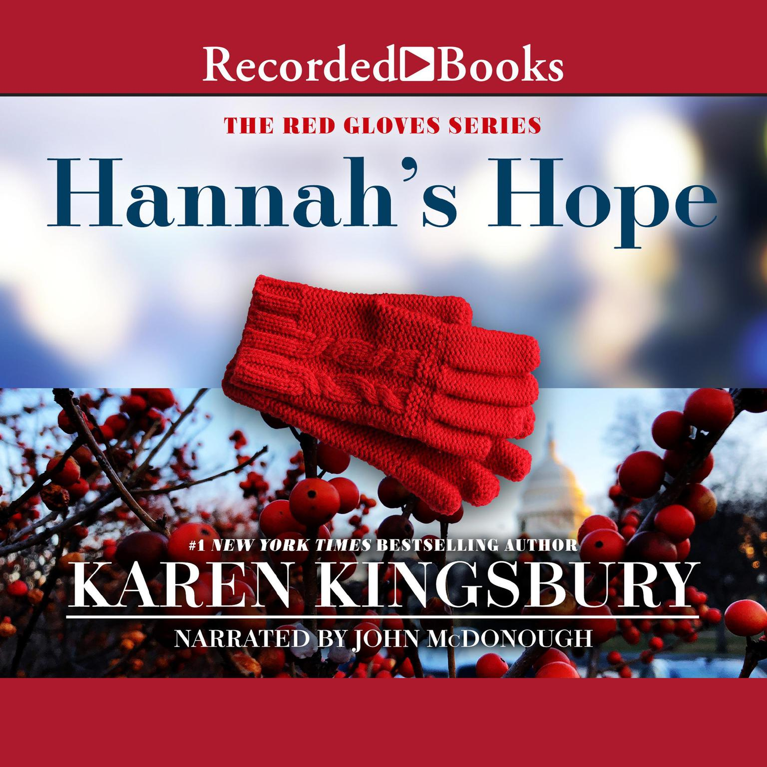 Printable Hannah's Hope: A Novel Audiobook Cover Art