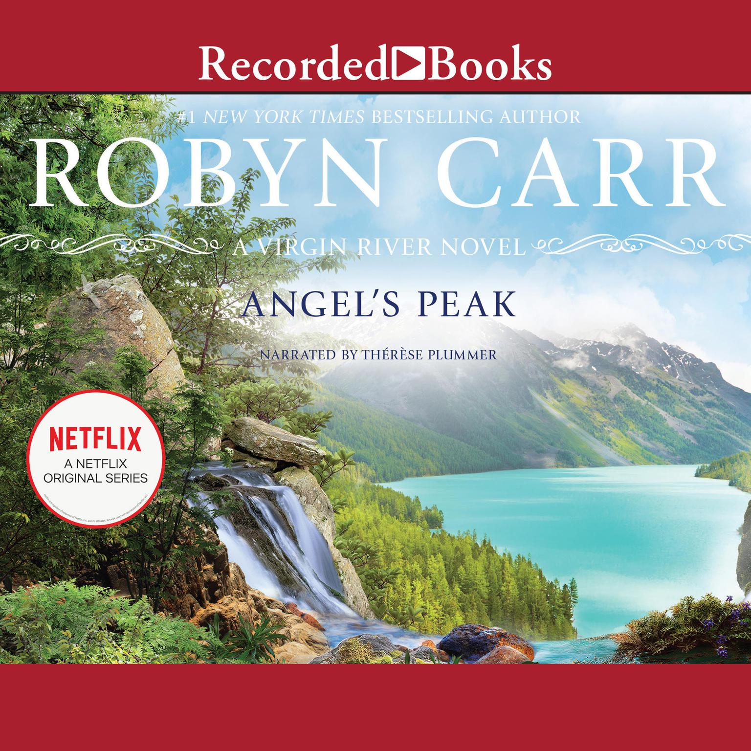 Printable Angel's Peak Audiobook Cover Art
